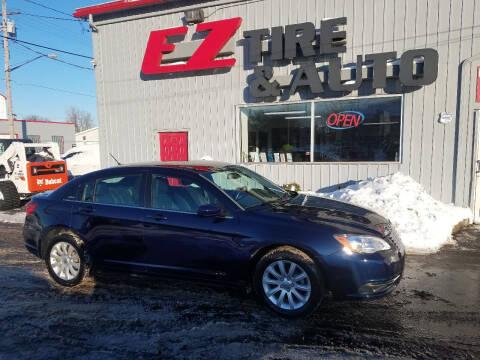 2013 Chrysler 200 for sale at EZ Tire & Auto in North Tonawanda NY