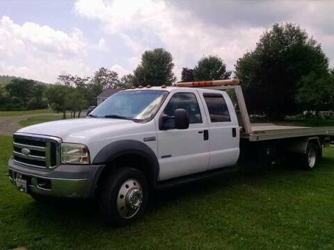 2005 Ford F-550 for sale at Classic Car Deals in Cadillac MI