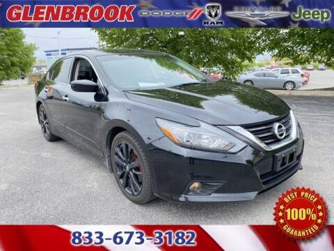2017 Nissan Altima for sale at Glenbrook Dodge Chrysler Jeep Ram and Fiat in Fort Wayne IN