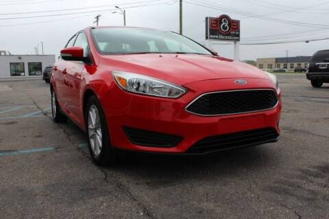 2015 Ford Focus for sale at B & B Car Co Inc. in Clinton Township MI