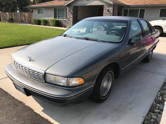 1991 Chevrolet Caprice for sale in Cadillac, MI