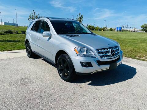 2010 Mercedes-Benz M-Class for sale at Airport Motors in Saint Francis WI