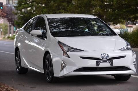 2016 Toyota Prius for sale at Brand Motors llc in Belmont CA
