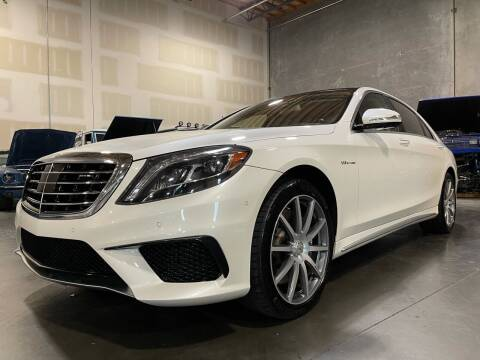 2015 Mercedes-Benz S-Class for sale at Platinum Motors in Portland OR