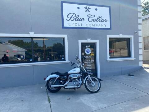 2006 Harley-Davidson Sportster for sale at Blue Collar Cycle Company in Salisbury NC