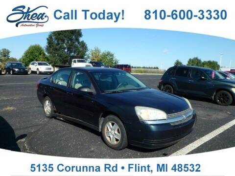 2005 Chevrolet Malibu for sale at Erick's Used Car Factory in Flint MI