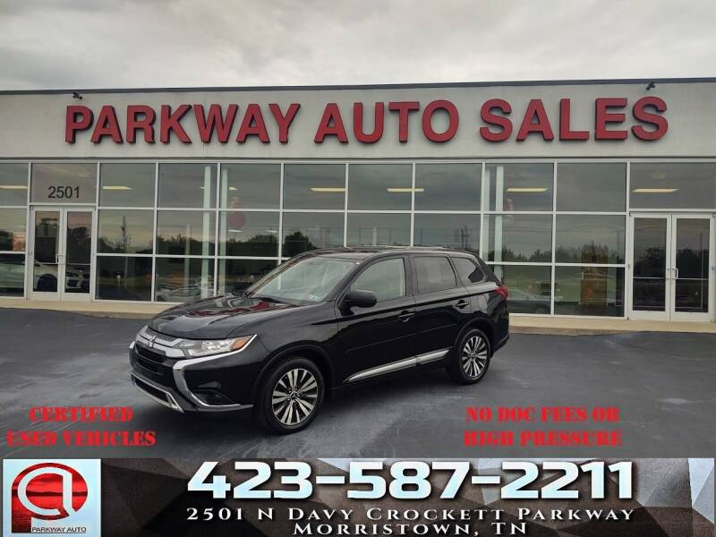 2019 Mitsubishi Outlander for sale at Parkway Auto Sales, Inc. in Morristown TN