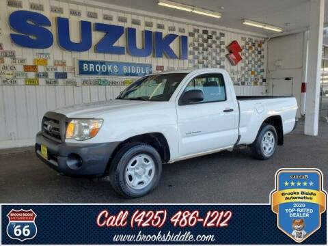 2009 Toyota Tacoma for sale at BROOKS BIDDLE AUTOMOTIVE in Bothell WA