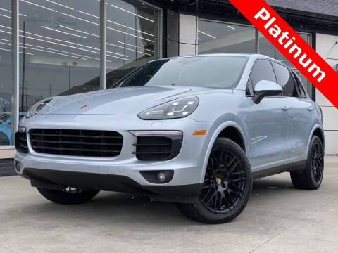 2017 Porsche Cayenne for sale at Carmel Motors in Indianapolis IN