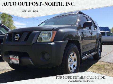 2007 Nissan Xterra for sale at Auto Outpost-North, Inc. in McHenry IL