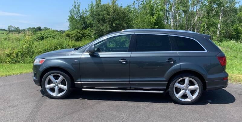 2007 Audi Q7 for sale at eurO-K in Benton ME