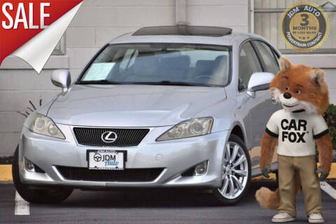 2006 Lexus IS 250 for sale at JDM Auto in Fredericksburg VA