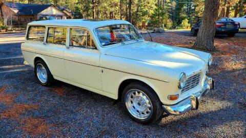 1965 Volvo 122S for sale at Classic Car Deals in Cadillac MI