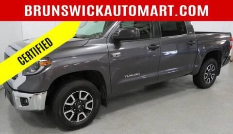 2019 Toyota Tundra for sale at Brunswick Auto Mart in Brunswick OH