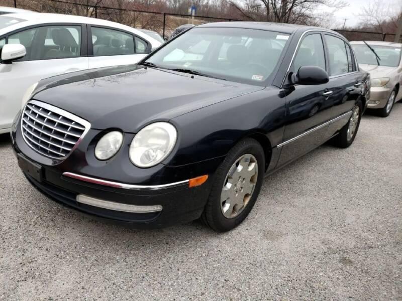 2008 Kia Amanti for sale at Glory Auto Sales LTD in Reynoldsburg OH