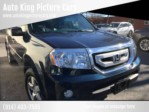 2009 Honda Pilot for sale at Auto King Picture Cars in Westchester County NY