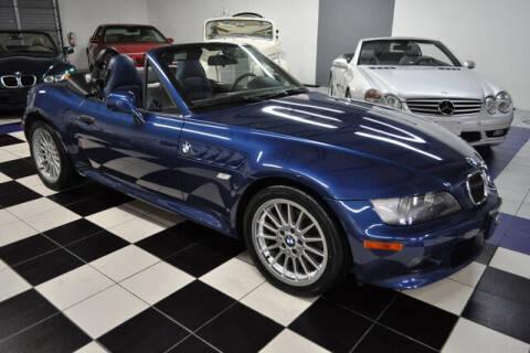 2002 BMW Z3 for sale at Podium Auto Sales Inc in Pompano Beach FL