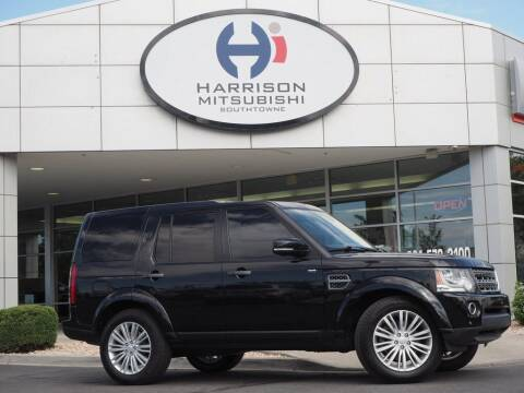 2014 Land Rover LR4 for sale at Harrison Imports in Sandy UT