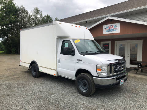 2011 Ford E-Series Chassis for sale at M&A Auto in Newport VT