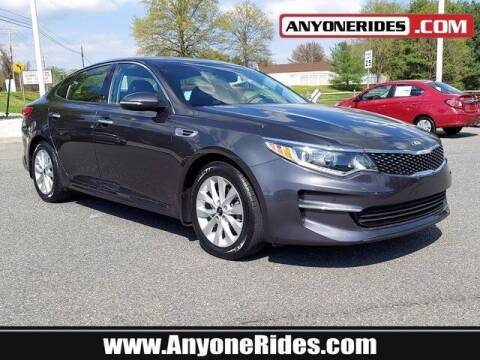 2018 Kia Optima for sale at ANYONERIDES.COM in Kingsville MD