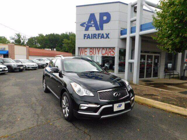 2017 Infiniti QX50 for sale at AP Fairfax in Fairfax VA
