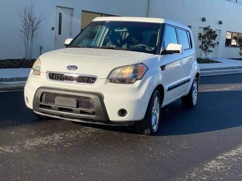 2010 Kia Soul for sale at Washington Auto Sales in Tacoma WA