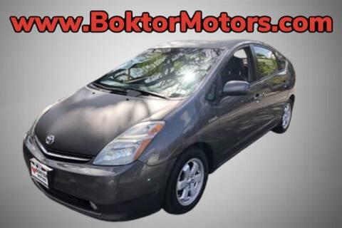 2007 Toyota Prius for sale at Boktor Motors in North Hollywood CA