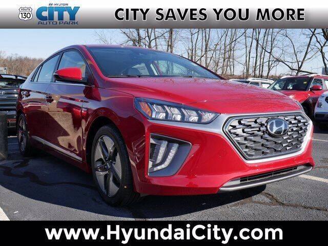 2020 Hyundai Ioniq Hybrid for sale in Burlington, NJ