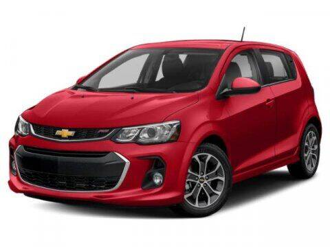 2019 Chevrolet Sonic for sale at RDM CAR BUYING EXPERIENCE in Gurnee IL