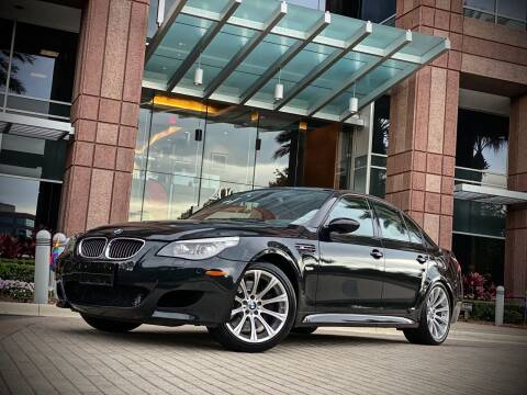 2008 BMW M5 for sale at FALCON MOTOR GROUP in Orlando FL