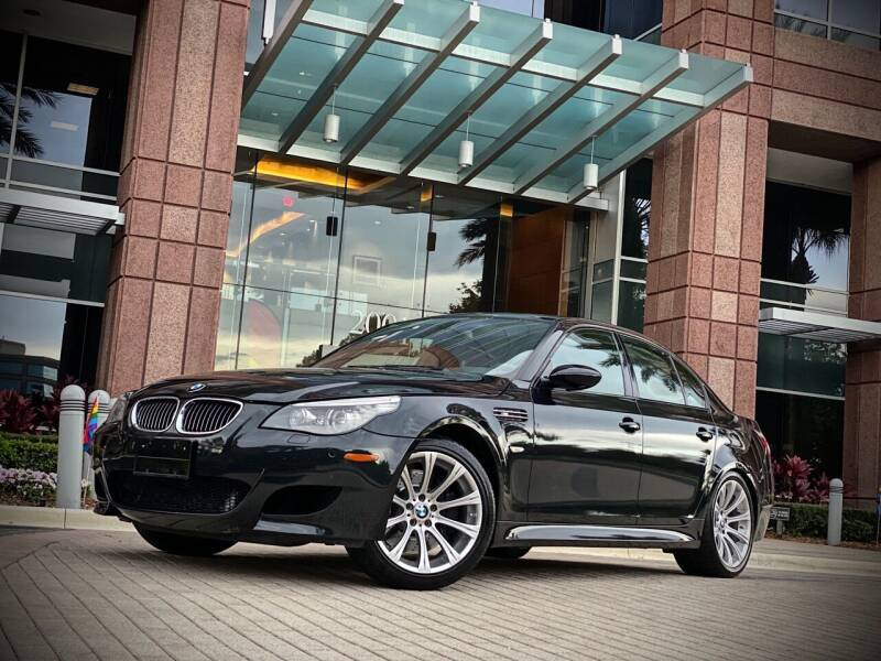 2008 BMW M5 for sale at FALCON AUTO BROKERS LLC in Orlando FL