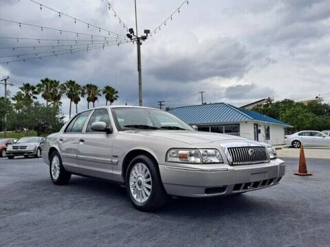 2011 Mercury Grand Marquis for sale at Select Autos Inc in Fort Pierce FL