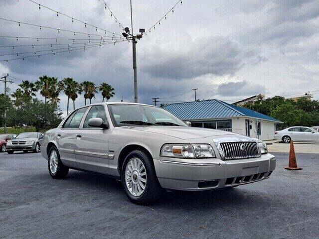 2011 Mercury Grand Marquis for sale in Fort Pierce, FL