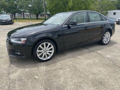 2013 Audi A4 for sale at Southeast Auto Inc in Baton Rouge LA