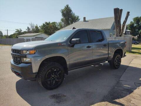 2021 Chevrolet Silverado 1500 for sale at Lewis Chevrolet Buick of Liberal in Liberal KS