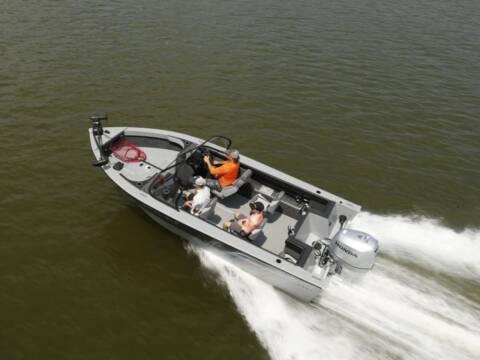2021 Starweld Fusion Pro 20 Fishing Boat 175