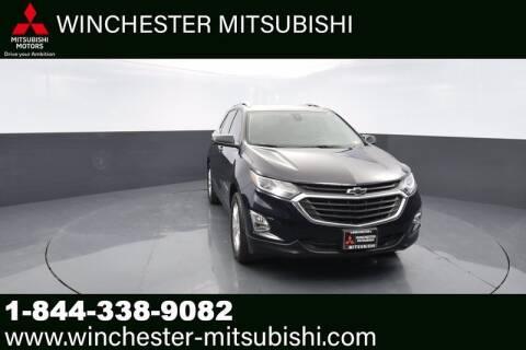 2020 Chevrolet Equinox for sale at Winchester Mitsubishi in Winchester VA