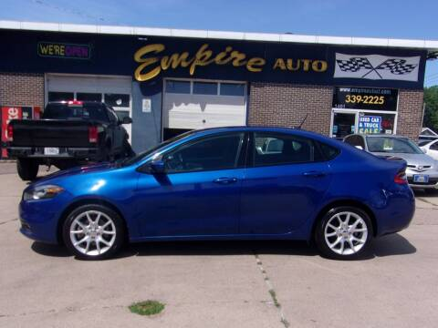 2013 Dodge Dart for sale at Empire Auto Sales in Sioux Falls SD