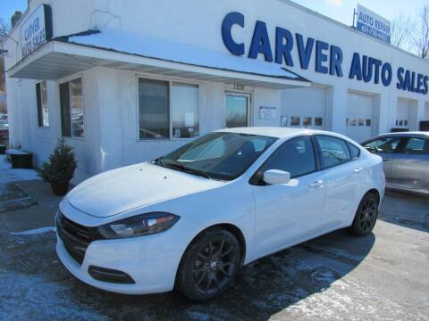 2016 Dodge Dart for sale at Carver Auto Sales in Saint Paul MN