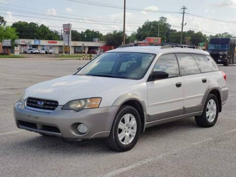 2005 Subaru Outback for sale at Loco Motors in La Porte TX