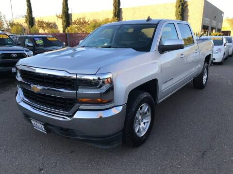 2017 Chevrolet Silverado 1500 for sale at C. H. Auto Sales in Citrus Heights CA