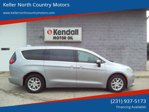 2017 Chrysler Pacifica for sale at Keller North Country Motors in Howard City MI