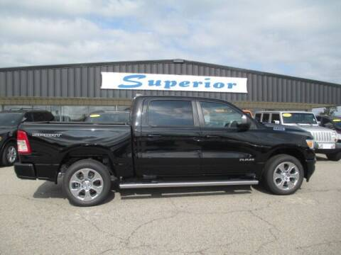 2020 RAM Ram Pickup 1500 for sale at SUPERIOR CHRYSLER DODGE JEEP RAM FIAT in Henderson NC