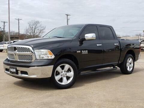 2016 RAM Ram Pickup 1500 for sale at Tyler Car  & Truck Center in Tyler TX