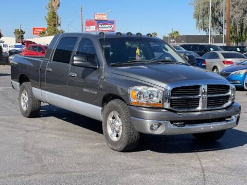 2006 Dodge Ram Pickup 2500 for sale at Brown & Brown Wholesale in Mesa AZ
