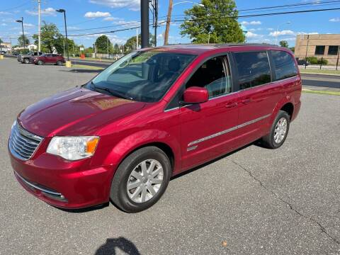 2014 Chrysler Town and Country for sale at State Road Truck Sales in Philadelphia PA