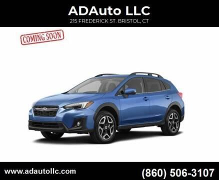 2019 Subaru Crosstrek for sale at ADAuto LLC in Bristol CT