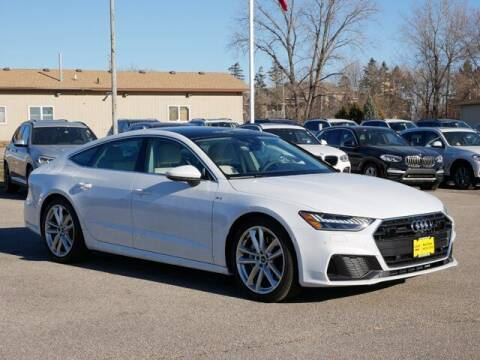 2021 Audi A7 for sale at Park Place Motor Cars in Rochester MN