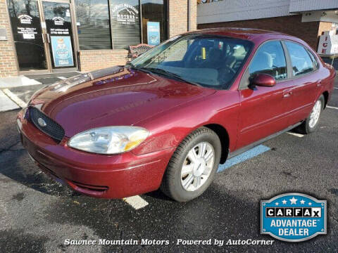 2005 Ford Taurus for sale at Michael D Stout in Cumming GA