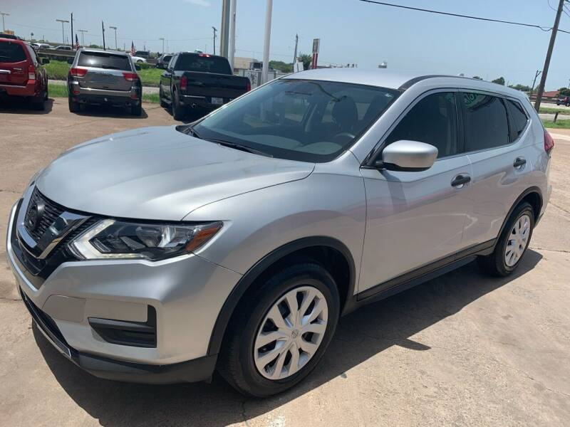 2020 Nissan Rogue for sale in Houston, TX